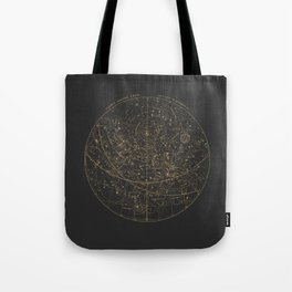 Visible Heavens - Dark Tote Bag