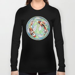Koi Harmony Long Sleeve T-shirt