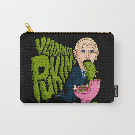 Vlad Pukin' Carry-All Pouch