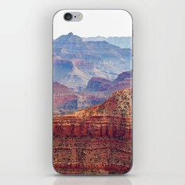 The Grand Canyon Layers of Earth  iPhone Skin
