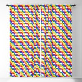 D20 Critical Pride Blackout Curtain