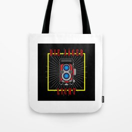 The Light Chaser Tote Bag