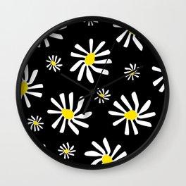 Daisy Doo Wall Clock