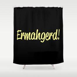 Vaneza Shower Curtain