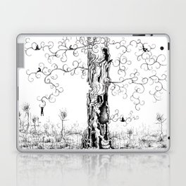 Hangin' Loose & Swingin' on Life Laptop & iPad Skin