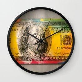 Hundo Wall Clock
