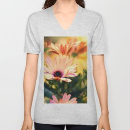 A Piece of Summer Unisex V-Neck