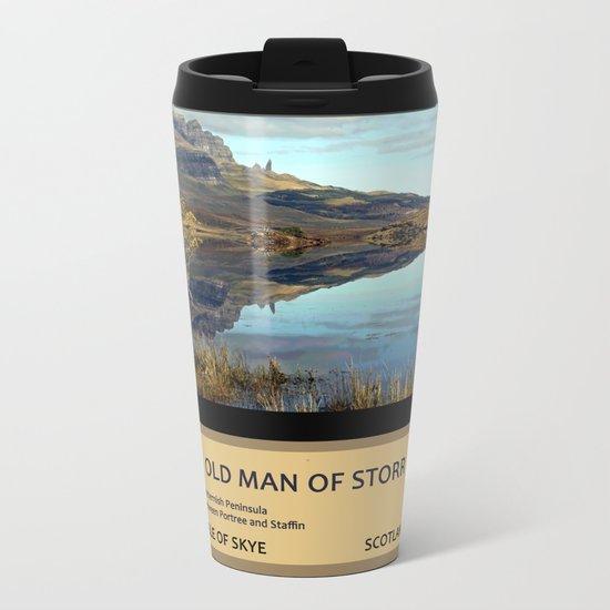Travelling in Scotland No. 2 Metal Travel Mug