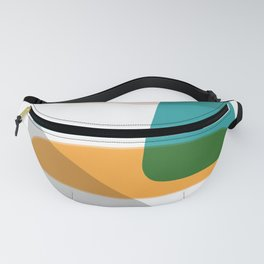 Head and shape Fanny Pack