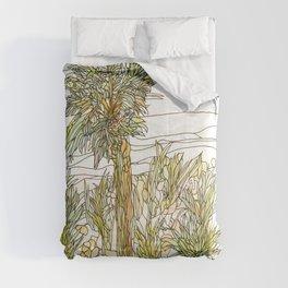Palm Tree 1 Comforters