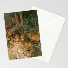 Valdemosa, Majorca: Thistles and Herbage on a Hillside, 19 Stationery Cards