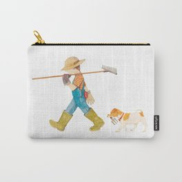 Junior Gardeners Carry-All Pouch