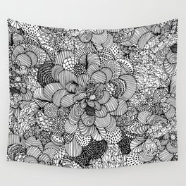 BW Wall Tapestry