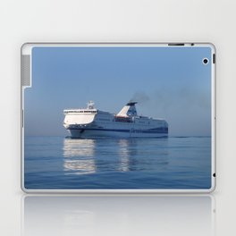 Mediterranean Ferry Laptop & iPad Skin