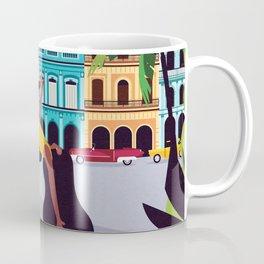 Havana ft. Salsa Dancers Coffee Mug