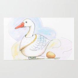 The Golden Goose Rug