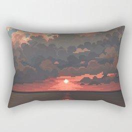 Sea break Rectangular Pillow
