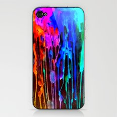 Memoryscape : Colors Series 4 iPhone & iPod Skin