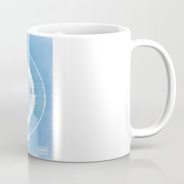 Oasis, Wonderwall - Soundwave Art Coffee Mug