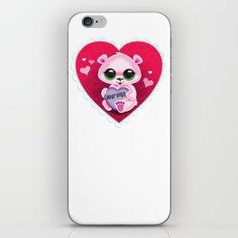 Bear Hugs iPhone Skin