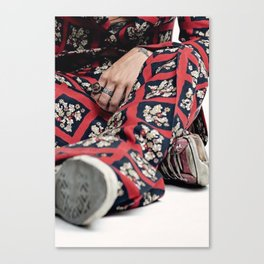 Harry Styles - another man Canvas Print
