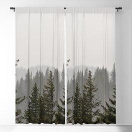 Forest Fog II - 88/365 Blackout Curtain