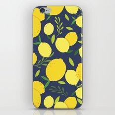 Freshly Picked Lemon iPhone & iPod Skin