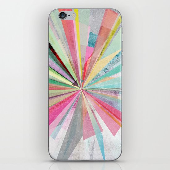 Graphic X iPhone & iPod Skin