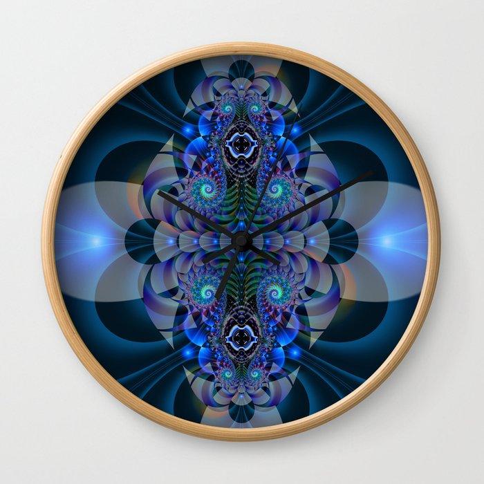 Kaleidart  Wall Clock