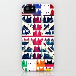 cat-291 iPhone Case
