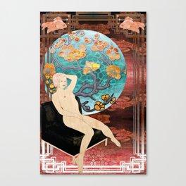 lauren_ver_1 Canvas Print