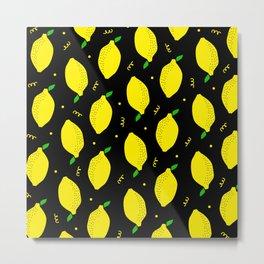 Lemon Squeezy 04 Metal Print
