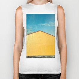 Yellow (amarillo) Biker Tank