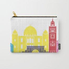 Marrakesh skyline pop Carry-All Pouch