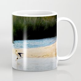 Black Skimmer Coffee Mug