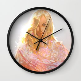 """Aphrodite (""""Charm of of the Ancient Enchantress"""" Series) Wall Clock"""