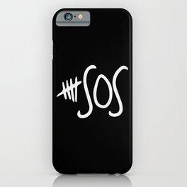 5 SOS Merch iPhone Case