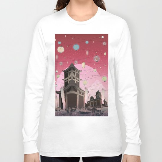 Places to remember... Long Sleeve T-shirt