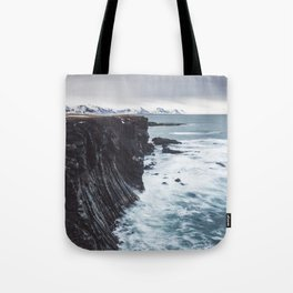 The Edge - Landscape and Nature Photography Tote Bag