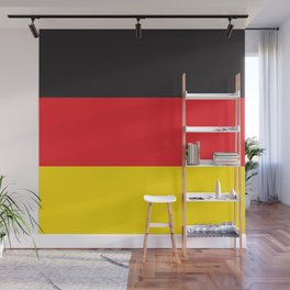 3 Color Combination, Flag Wall Mural