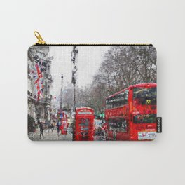 Streets of London Carry-All Pouch