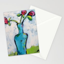 Spring Flowers 2 Stationery Cards