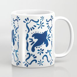Bluebird of Happiness Coffee Mug