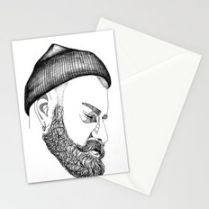 CAP & BEARD Stationery Cards