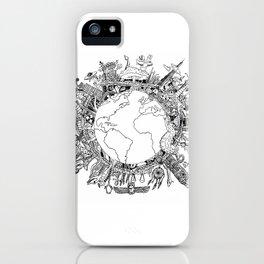 Mad World  iPhone Case