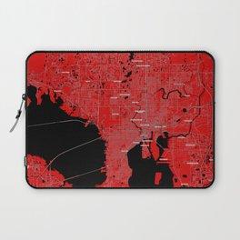 FanMap   NFL Tampa Bay #01 Laptop Sleeve