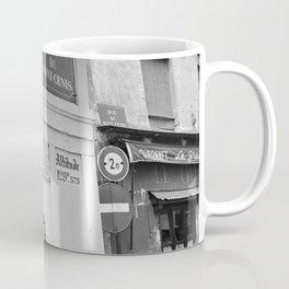 Gevel aan de Rue Mont Cenis in Montmartre, Bestanddeelnr 254 0601 Coffee Mug