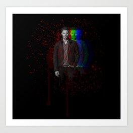 "The ""Innocent"" Man Art Print"