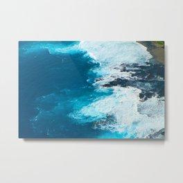 Aeriel Oceana  Metal Print