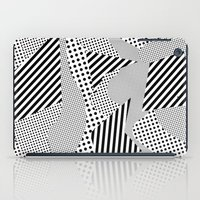 games iPad Cases featuring Beach Games by Tyler Spangler